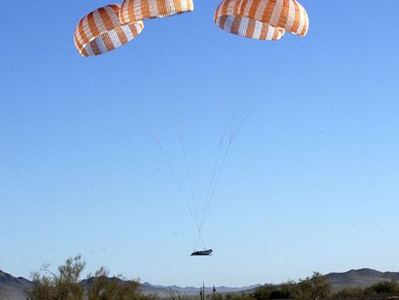 Space Textile Manufacturing & Military Parachutes