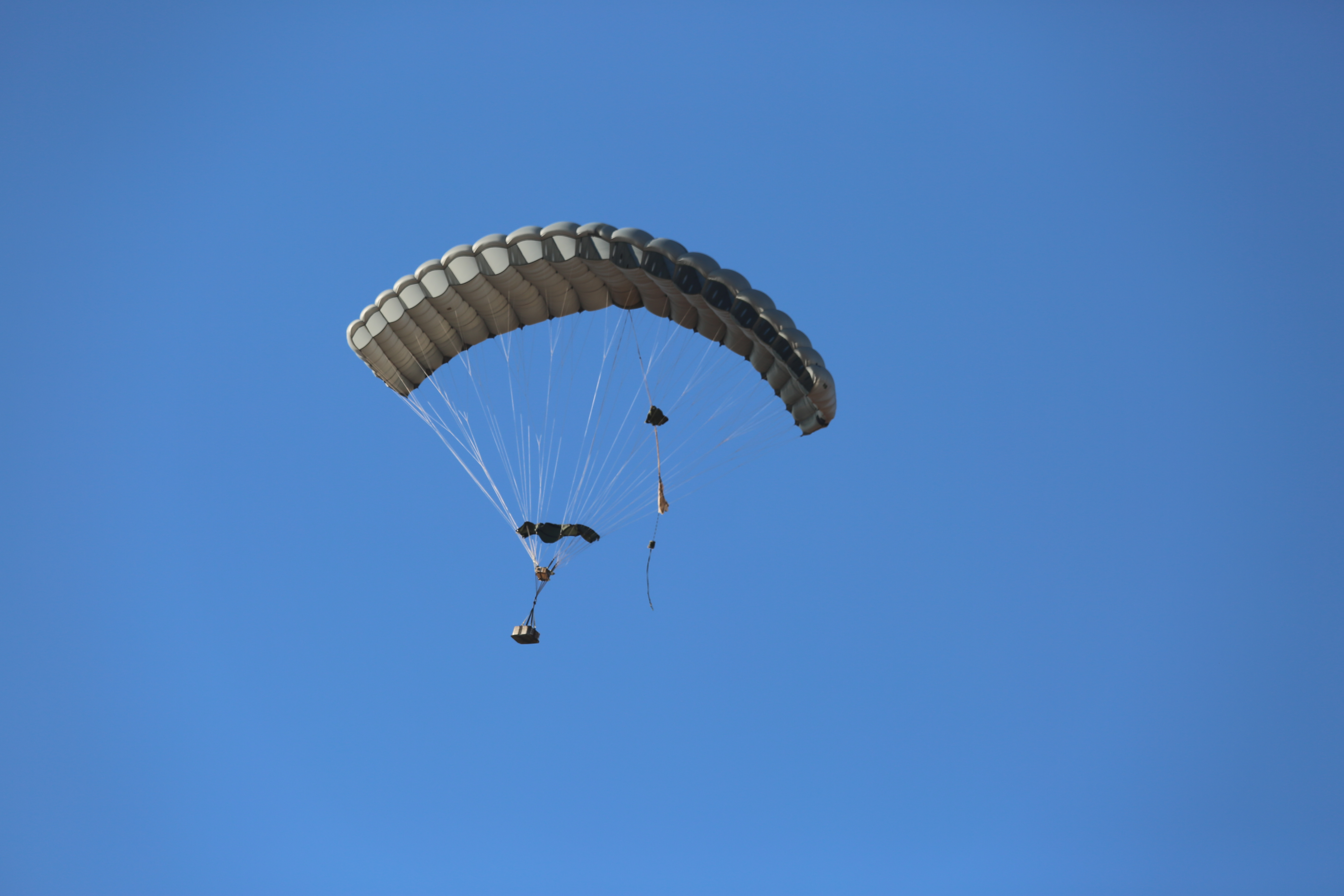 2K1T Army Cargo Delivery Parachute