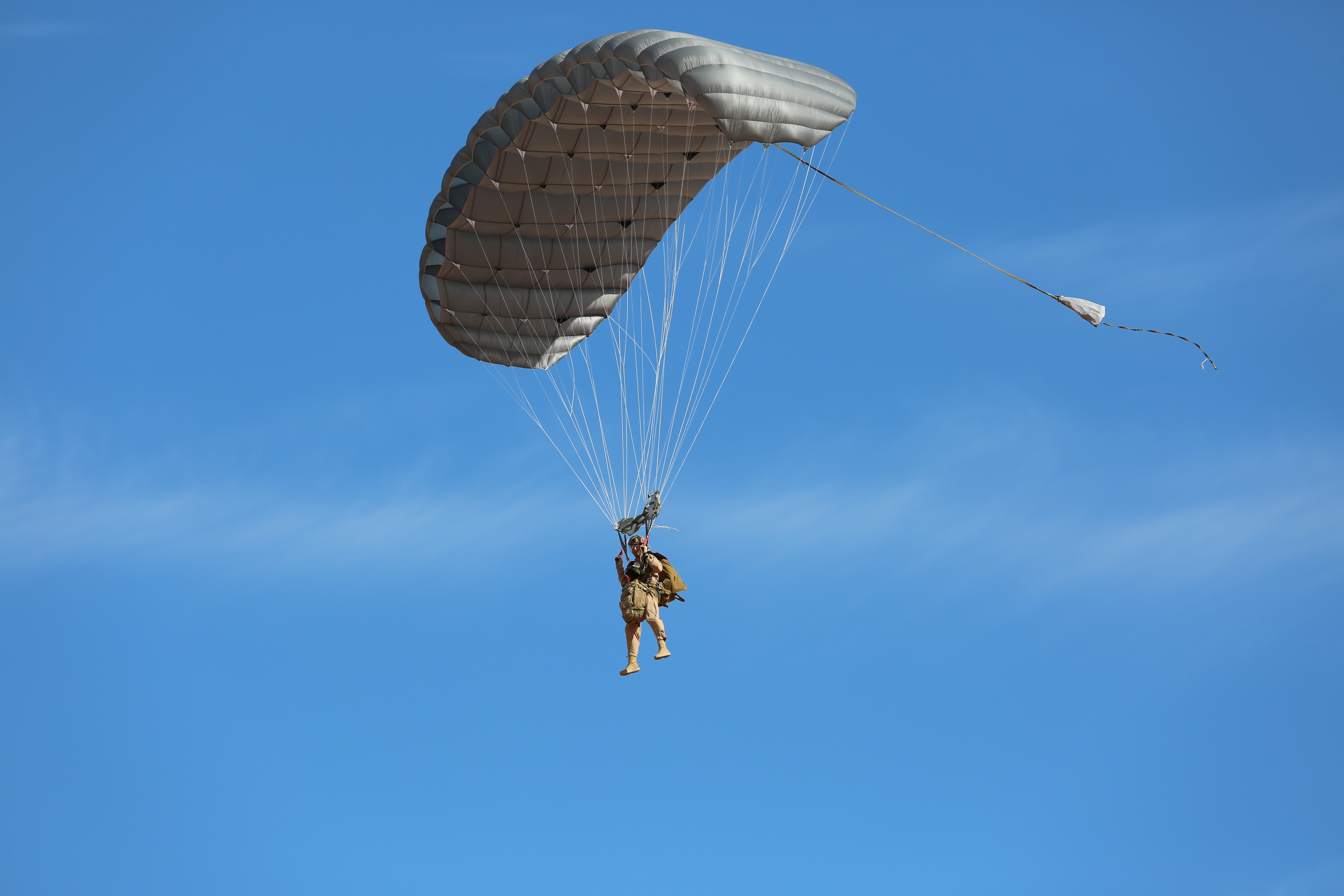 Hi-5 Military Ram Air Parachute | Airborne Systems