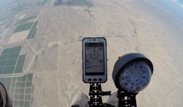 jTrax Navaid™ Navigation for Military Parachute Systems
