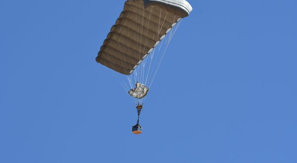 Flyclops 2k® Army Cargo Delivery Parachute