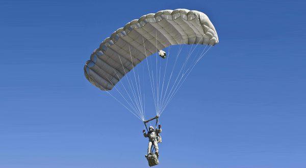 Ram Air Parachute Training for Army Military