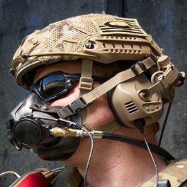 Máscara de Oxígeno SOLR™