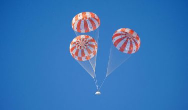 Inflatable Parachute Systems for Spacecraft