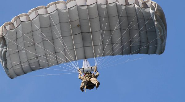 Intruder RA-1 Army Ram Air Parachute
