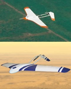 Airborne Systems. Inflatable aircraft parachute systems. Military-grade systems for aircraft landing, deceleration, and recovery. Gliding & non-gliding personnel parachutes. Mars hadd2 orange and white aircraft, blue and white aircraft.