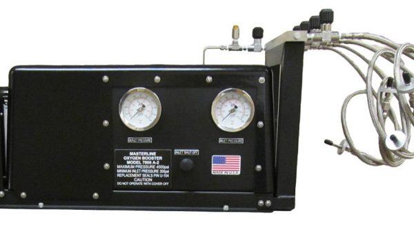 مضخة تعزيز الأكسجين لنظام SOLR®