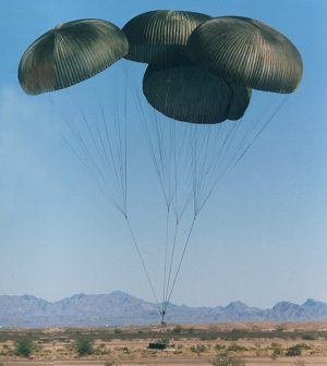 Cargo Delivery Parachute Systems