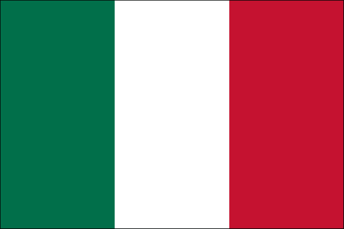 Italian Flag: Airborne Systems
